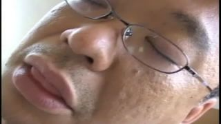【親父動画】浴衣が乱れてケツが犯される!お父さん二人アナルセックス!
